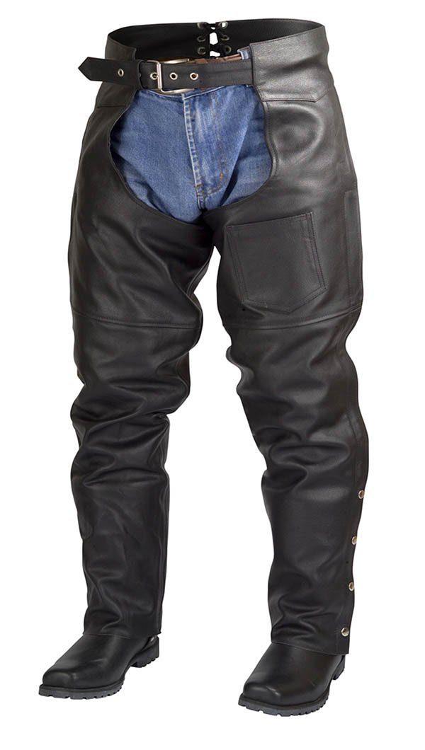 Biker-Studded-Chaps