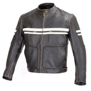 Vintage-Gold-Premium-Leather-Motorcycle-Jacket