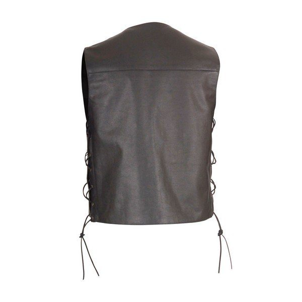 Biker-Ten-Pocket-Leather-Vest