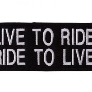 live-to-ride