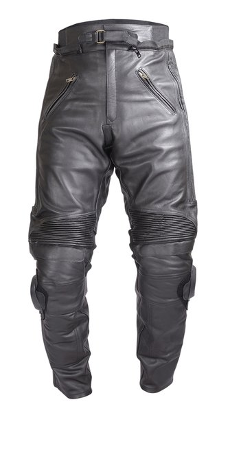 Mens-Heavy-Duty-Motorcycle-Black-Leather-Race-Pants-with-Slider-and-Armor