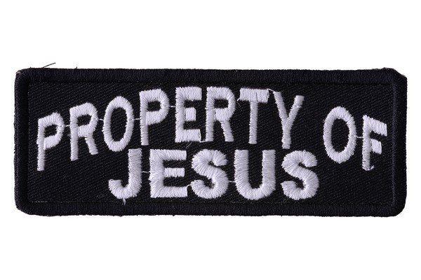 property-of-jesus