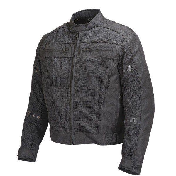 Mens-Mesh-Motorcycle-Jacket-5peice-CE-Armor