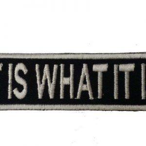 it-is-what-it-is