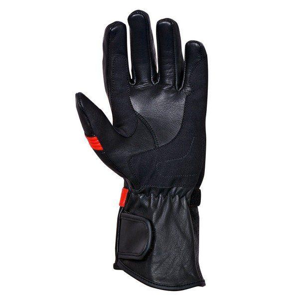 Motorcycle-Carbon-Fiber-Knuckle-Premium-Natural-Cowhide-Biker-Glove