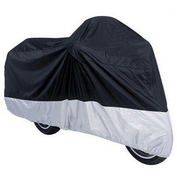 All-Season-Black-Waterproof-Motorcycle-Cover