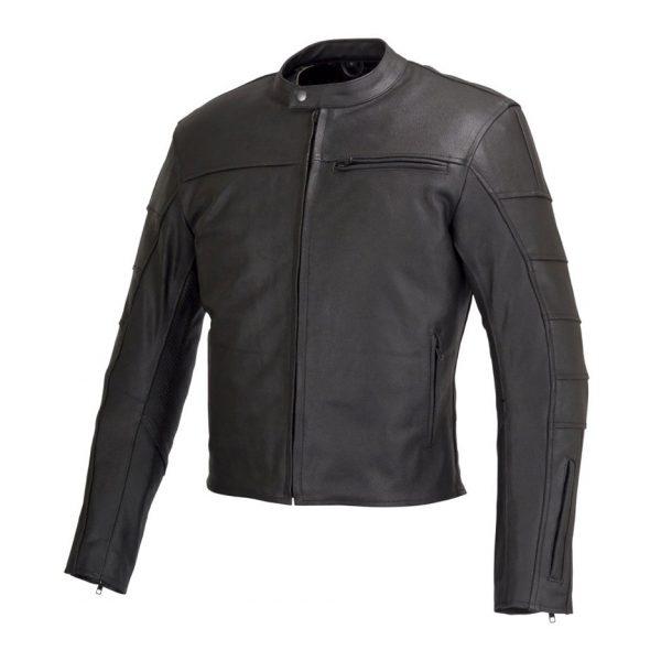Motorcycle-Leather-Jacket-Cafe-Racer-Style