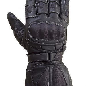 Motorcycle-Leather-Gloves
